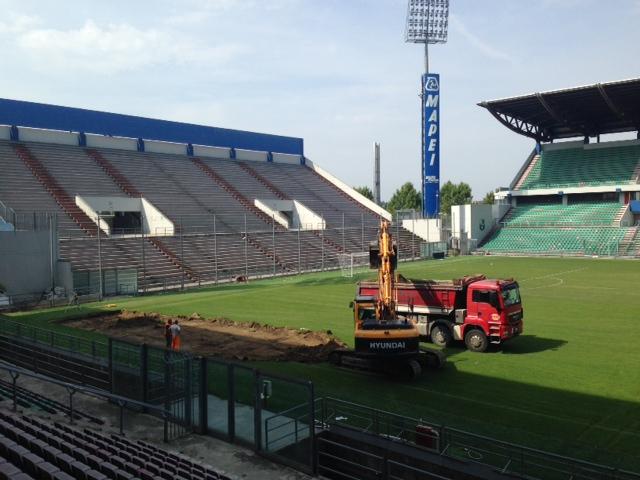 MIXTO | Mapei Stadium – Reggio nell'Emilia: start of the
