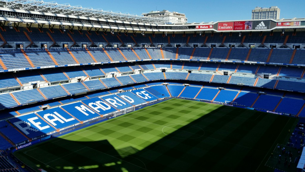 Perforar Cosquillas Meyella  MIXTO | The Mixto Hybrid pitch of Santiago Bernabéu is perfect, the best  surface for the top players in the world